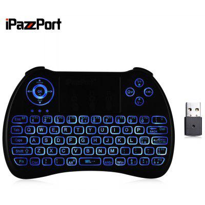 iPazzPort KP - 810 - 21Q Mini Keyboard with Backlight