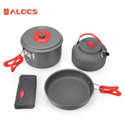 ALOCS CW - C19T 2 - 3 People Cookware Set