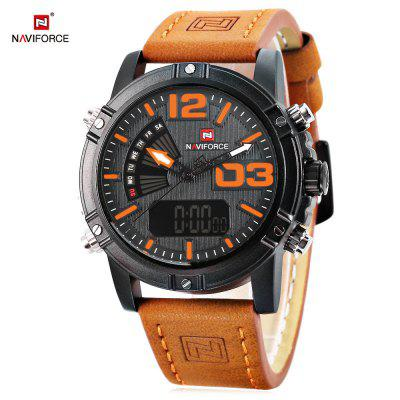 NAVIFORCE NF9095M Men Dual Movt Watch