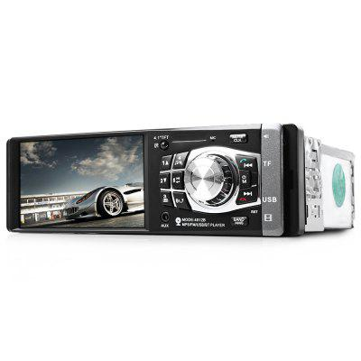 4012B 4.1 inch Car MP5 Audio Video Player