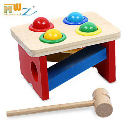 Knock Hammer Game Intelligence Toy