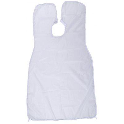 Male Beard Care Apron Bib Trimmer Hair Cutting Cape