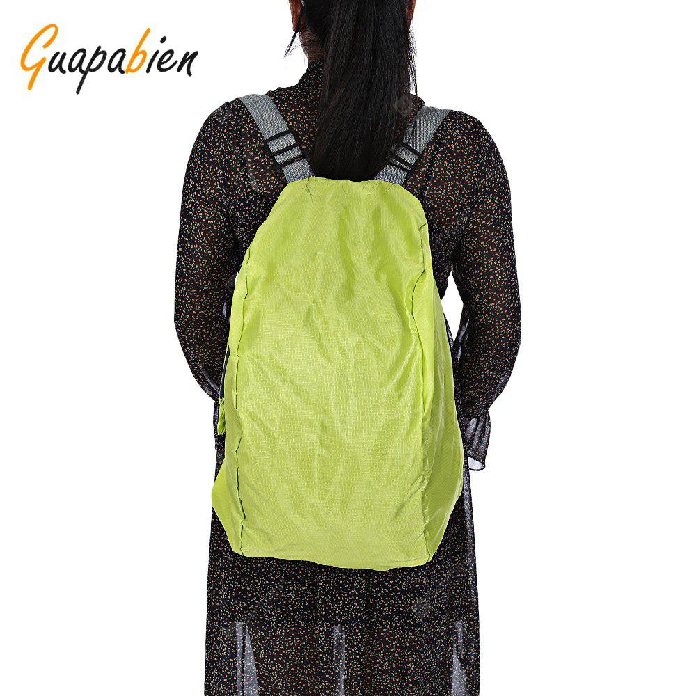 Guapabien Foldable Light Travel Bag with Small Pouch
