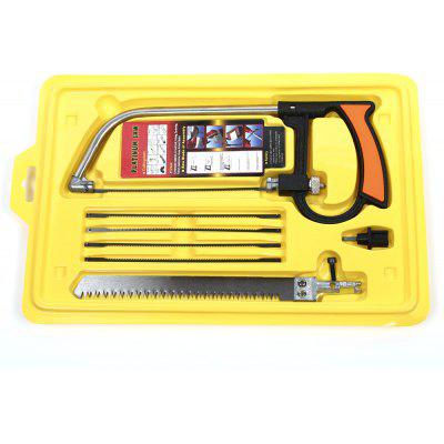 8 in 1 Magic Saw Set Kit Multi-purpose DIY Hand Tool for Woodworking