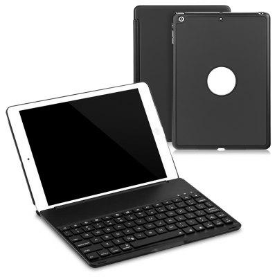 Bluetooth 3.0 Keyboard Case Backlit for New iPad 9.7 inch 2017