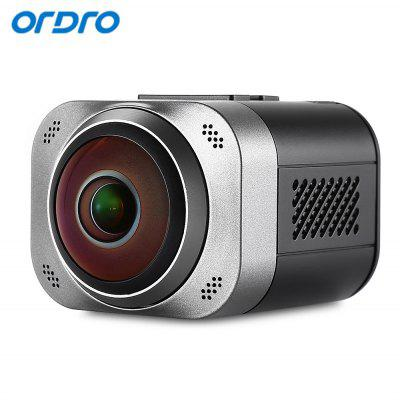 ORDRO D5 360 Degree Panorama 1080P Mini WiFi VR Camera