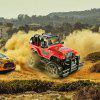 1:24 Vehicle Remote Control Car Off-road Jeep SUV Toy - RED