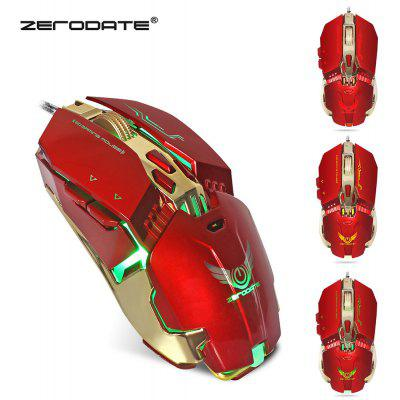 ZERODATE X800 Wired Gaming Mouse