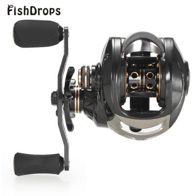 Fishdrops XLSDLCT Carbon Fiber Left / Right Hand Fishing Reel