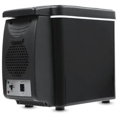 6L Dual Use Car Cool and Hot Mini Refrigerator