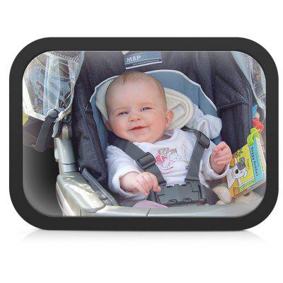 Rectangle Baby Backseat Mirror with Double Fixed Tape