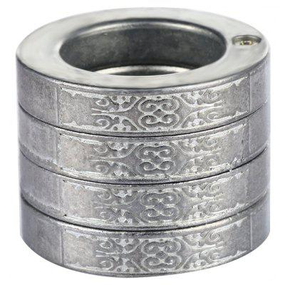 Man Defensive Ring