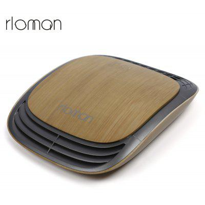 rloman HL - 801 Portable Anion Car Air Purifier