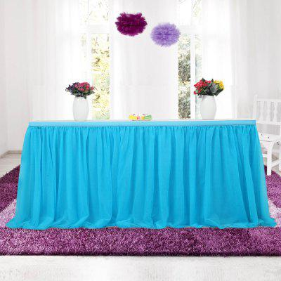 Tutu Tulle Table Skirt Cloth for Party Wedding Home Decor от GearBest.com INT