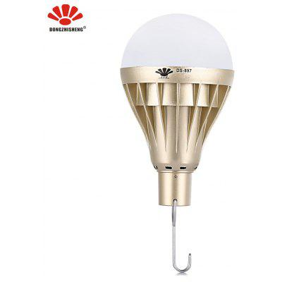DONGZHISHENG 4W USB Rechargeable Emergency Lamp