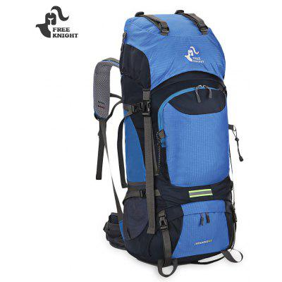 Buy BLUE FREEKNIGHT 0399 60L Water Resistant Climbing Backpack for $33.50 in GearBest store