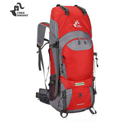 Buy RED FREEKNIGHT 0399 60L Water Resistant Climbing Backpack for $33.50 in GearBest store