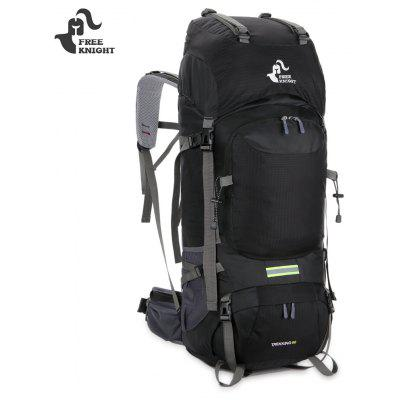Buy BLACK FREEKNIGHT 0399 60L Water Resistant Climbing Backpack for $33.50 in GearBest store