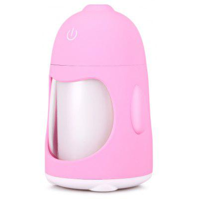 Mini USB Vehicle-mounted Air Humidifier with Night Light