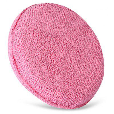 Car Dedicated Circular Fiber Polishing Waxing Sponge