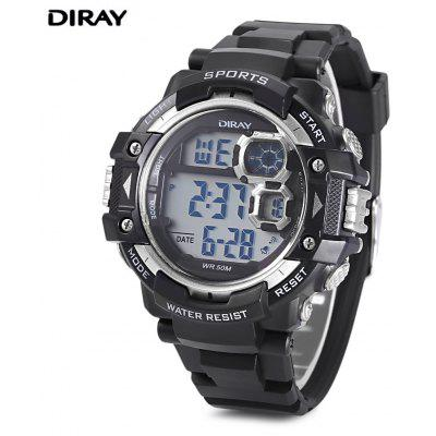 Watch Digital Digital DIRAY 336G