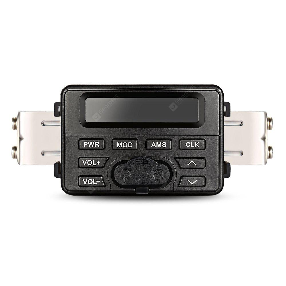 MT723 Wasserdichter Motorrad Audio Player