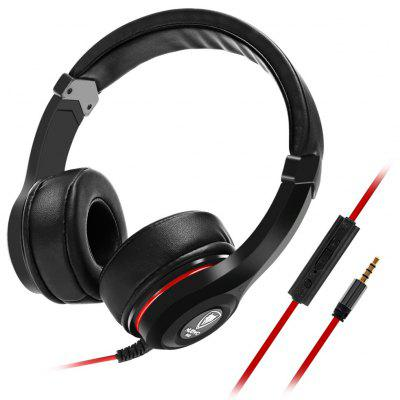 NUBWO N8 3.5mm In-line Control Stereo Music Headset