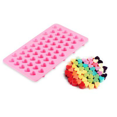 Heart-shaped Silicone Household Baking Mold