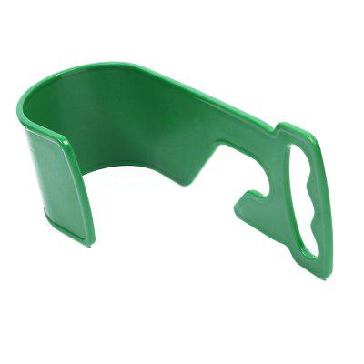 Durable Plastic Wall Mounted Garden Hose Hanger Hook тарелка обеденная smeraldo festival d27 см