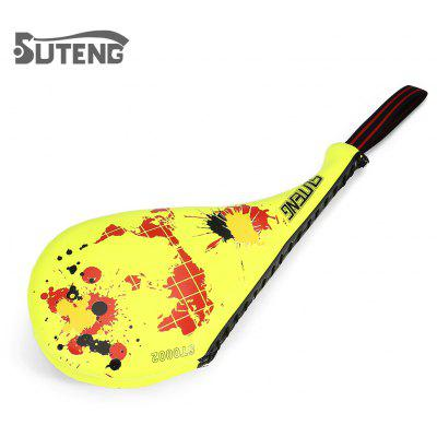 SUTENG ST0002 Map Pattern Double Side Boxing Target