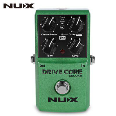 NUX Drive Core Deluxe Overdrive Booster Guitar Effect Pedal 215817001