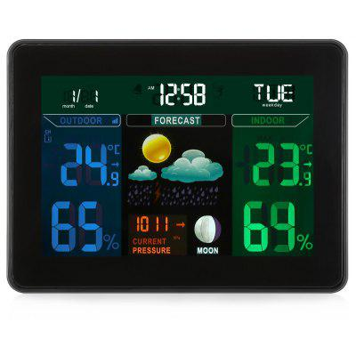 TS - 71 Wireless Digital Weather Station Temperature Monitor