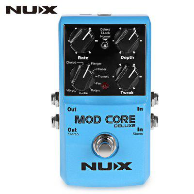 NUX Mod Core Deluxe Guitar Effect Pedal True Bypass 215817101