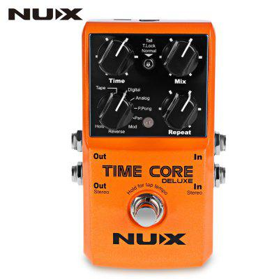 NUX Time Core Deluxe Multi Guitar Effect Pedal True Bypass 215817401