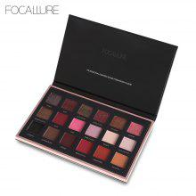 FOCALLURE Makeup 18 Color Matte Pearly Eye Shadow Palette