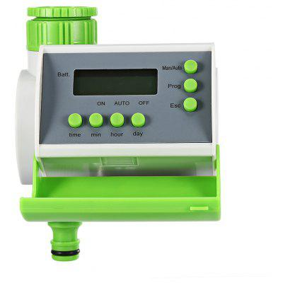 Automatic Electronic Timer Irrigation Controller LCD Garden Household Watering Device