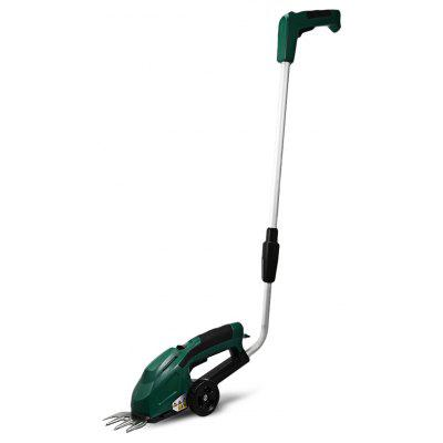 3.6V Handheld Electric Lawn Mower Rechargeable Grass Cutting Pruning Machine