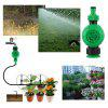 Mechanical Automatic Water Timer Irrigation Controller - GREEN