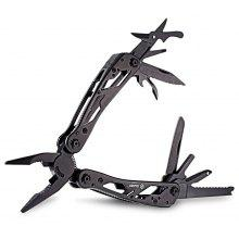 Ganzo G202B Necessary Multi Tool Pliers with Screwdriver Kit for Outdoor Travel