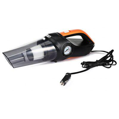 YX01 High-power Four in One Automobile Air Inflation Vacuum Cleaner