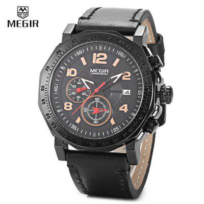 MEGIR ML2048 Male Quartz Watch