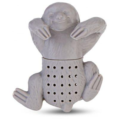 Silicone Sloth Shape Tea Infuser Strainer