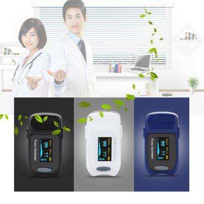 FS20B Finger Pulse Oximeter Blood Oxygen MonitorMonitoring &amp; Testing<br>FS20B Finger Pulse Oximeter Blood Oxygen Monitor<br><br>For (Blood pressure): Finger<br>Item Type: Blood Pressure<br>Materials: ABS<br>Package Content: 1 x Pulse Oximeter, 1 x Protective Bag, 1 x Lanyard, 1 x English Manual<br>Package Size ( L x W x H ): 11.80 x 7.60 x 3.80 cm / 4.65 x 2.99 x 1.5 inches<br>Package weight: 0.1140 kg<br>Product Size  ( L x W x H ): 6.20 x 3.50 x 3.10 cm / 2.44 x 1.38 x 1.22 inches<br>Product weight: 0.0320 kg<br>Voltage (V): 3V