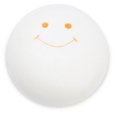 Squishy PU Slow Rising Simulate Smiling Face Bread Toy