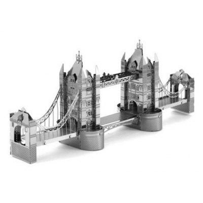 London Tower Bridge Sculpture 3D Puzzle