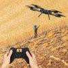 X8T Foldable RC Quadcopter - BLACK