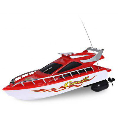C101A Remote Control Boat Model Ship Sailing Plastic Children Electric Toy