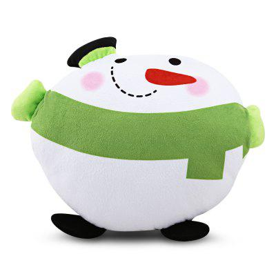 Cartoon Plush Toy Pillow Blanket
