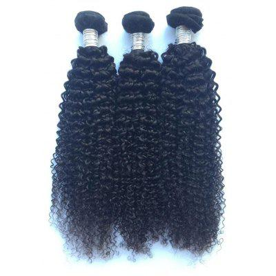 7A Brazilian Curly Long Heat Resistant Women Hair Extension