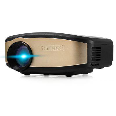 C6 Mini LED Projector